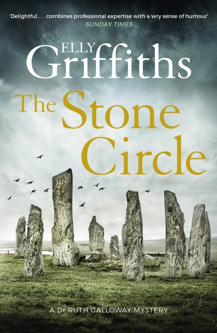 Image result for the stone circle elly griffiths