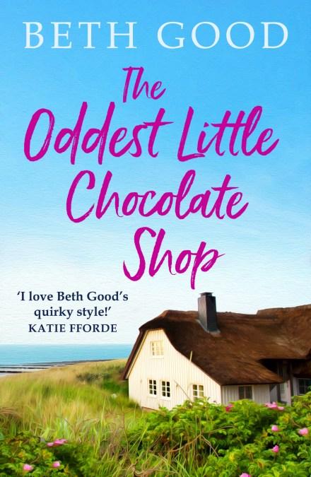 The Oddest Little Chocolate Shop