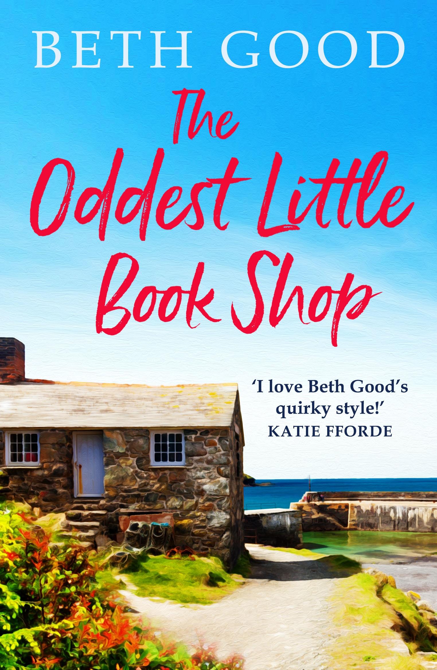 The Oddest Little Book Shop